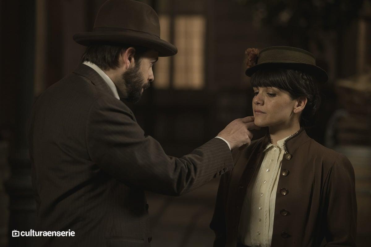 Alejandro Carro y Agnes llovet en Acacias 38