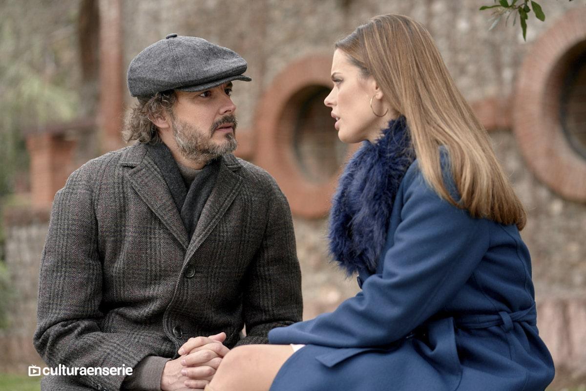 Avance Amar es para siempre - Guillermo y Lourdes