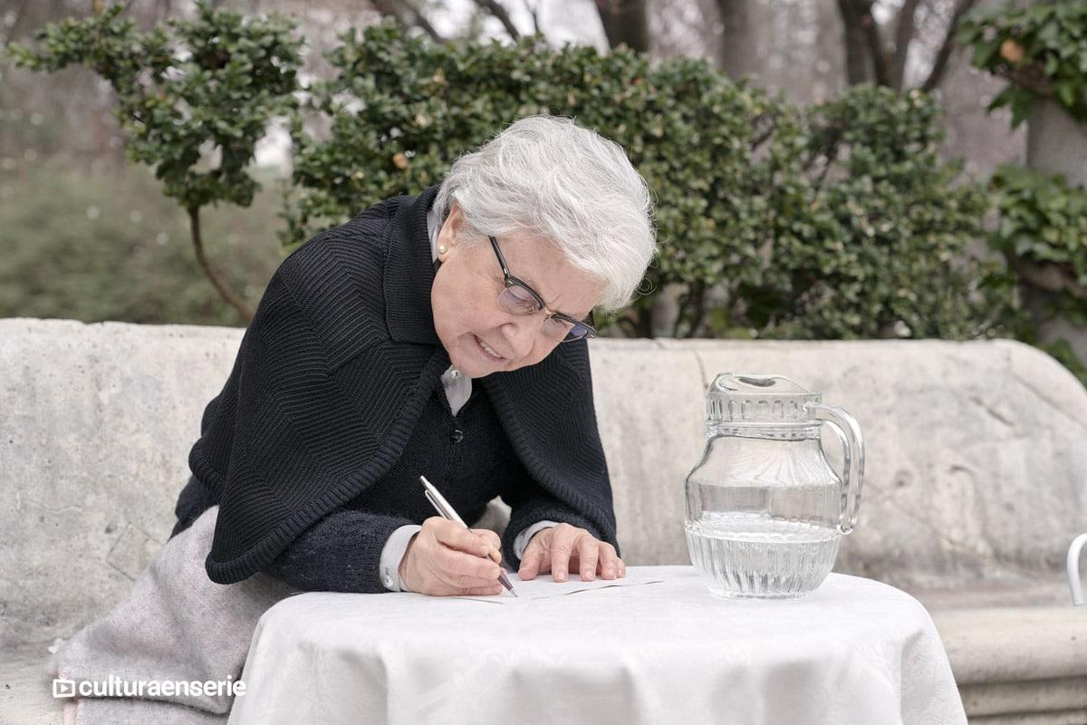 Avance Amar es para siempre - Clotilde escribe una carta para Guillermo