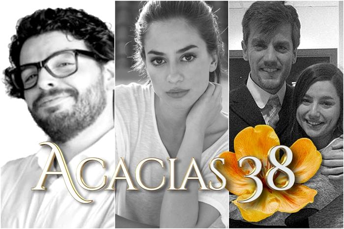 Incorporaciones y nuevos personajes de Acacias Acaciasnuevos
