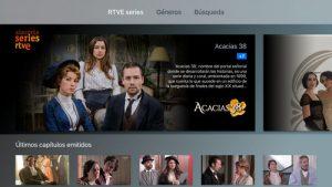 Alacarta Series  RTVE - Apple TV