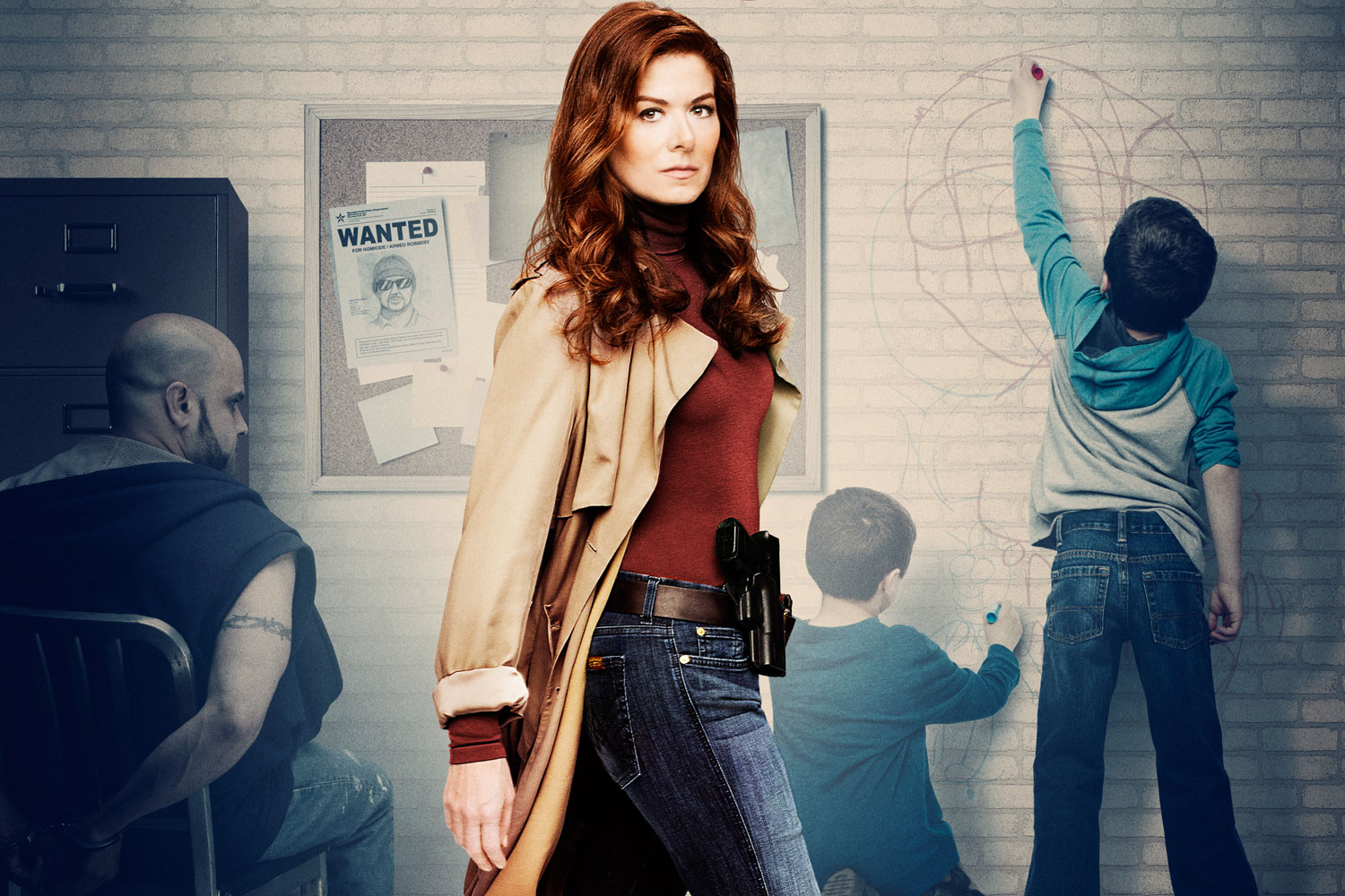 TVE promociona 'The mysteries of Laura'