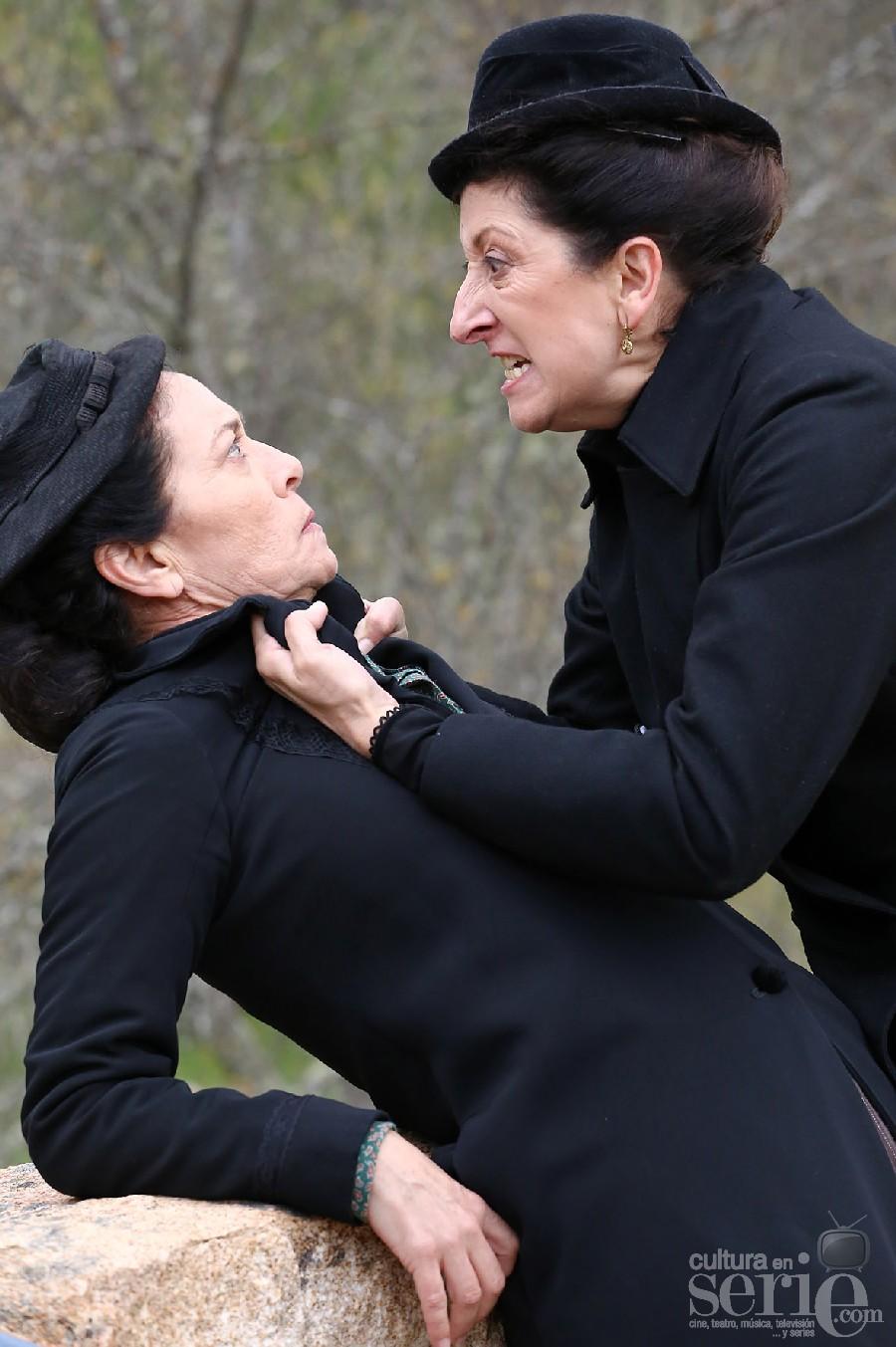 Ursula y Fabiana