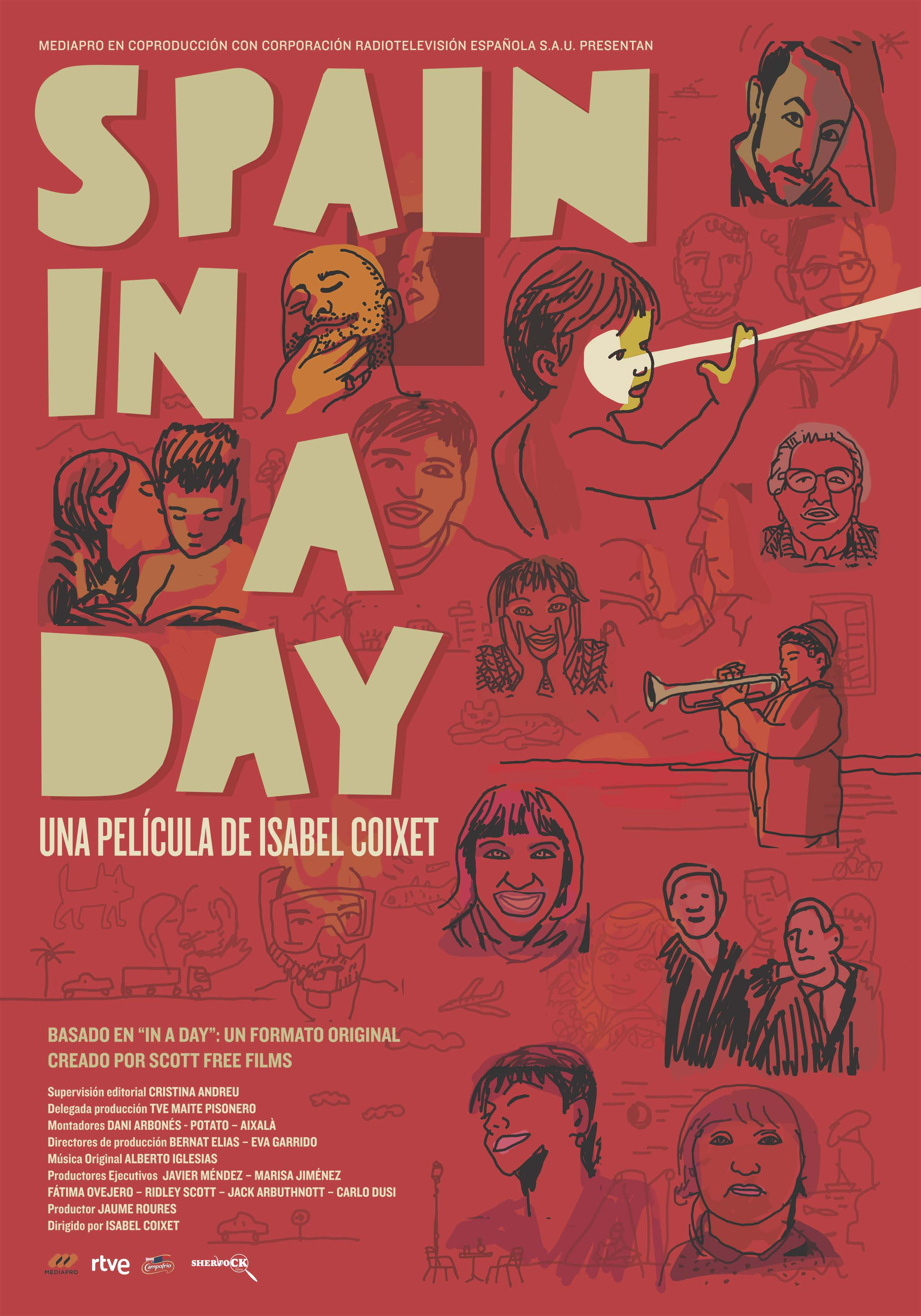 Spain in a Day Cartel