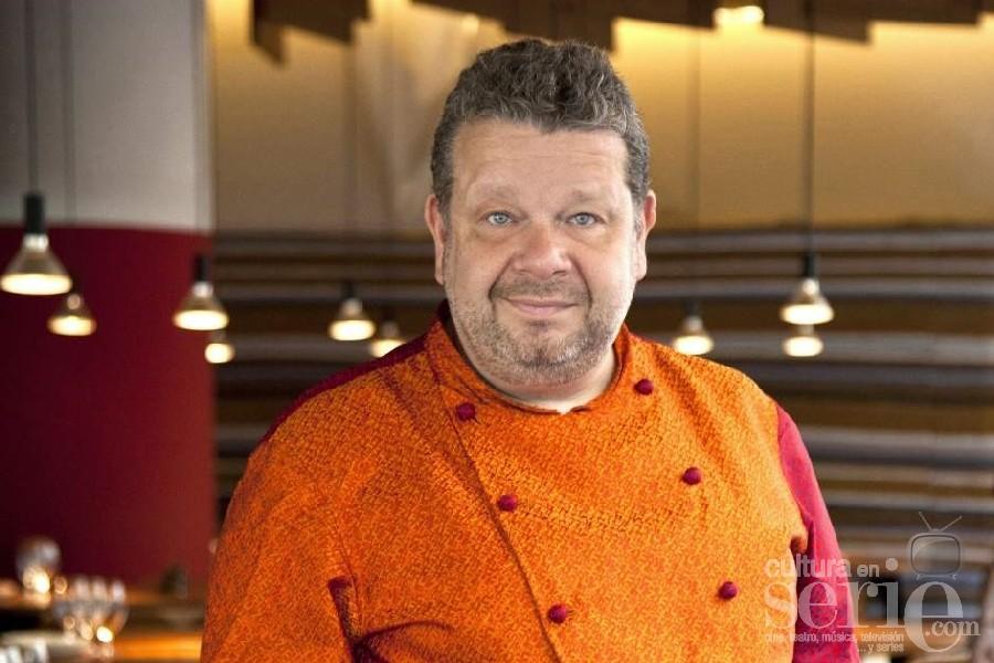 Alberto chicote anonadado ante el cocinero m s exc ntrico for Pesadilla en la cocina el rey