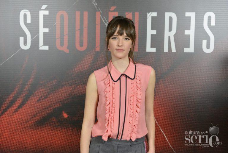 "[Entrevista 'Sé quien eres'] Susana Abaitua ""Ana Saura es un personaje con muchas caras"""