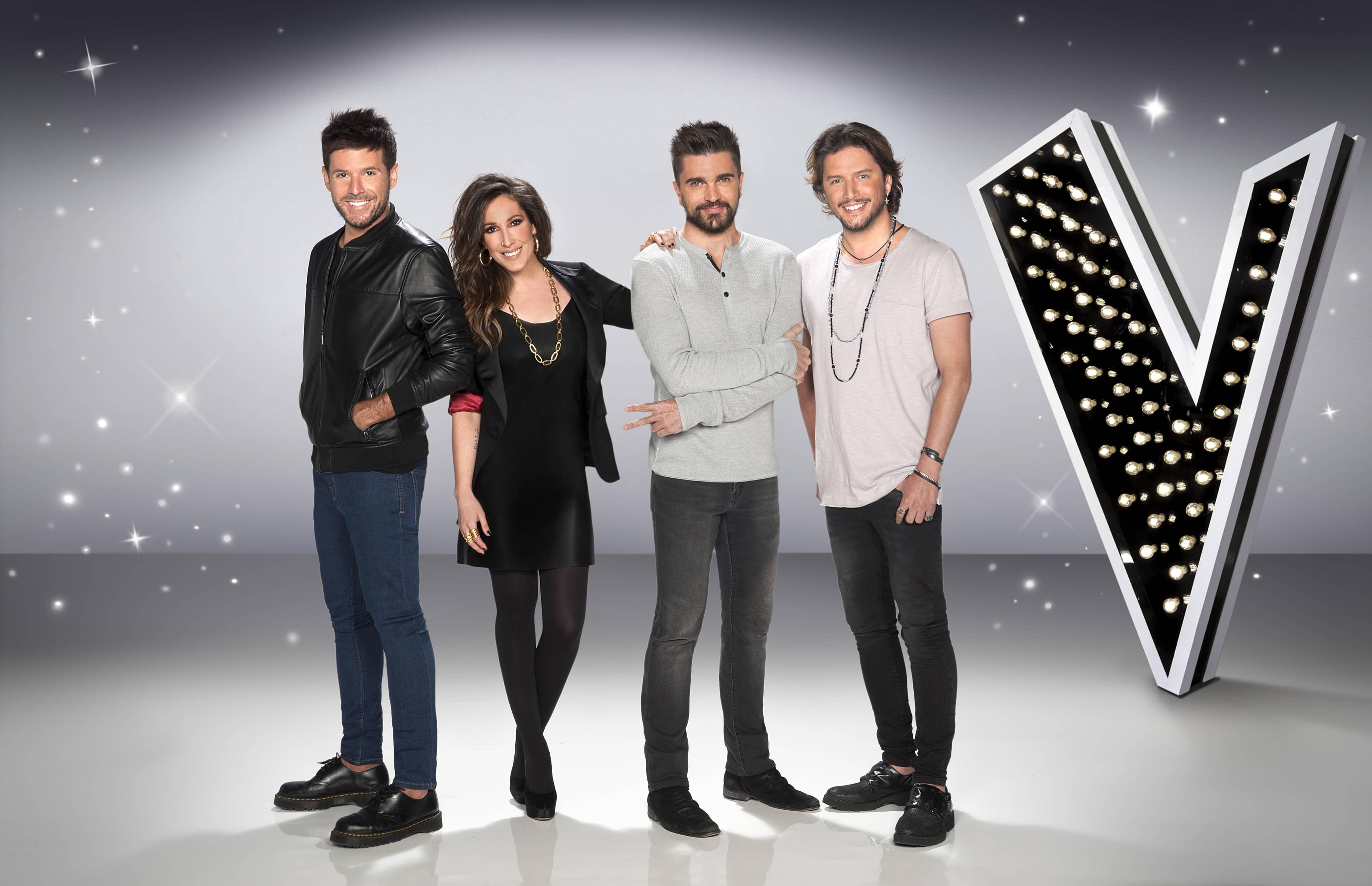 Antena 3 le quita 'La Voz' a Telecinco