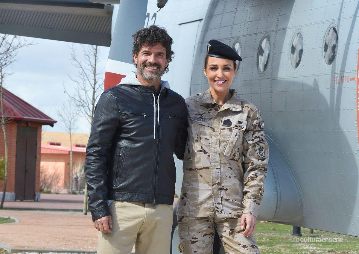 Paula Echevarria y Rodolfo Sancho