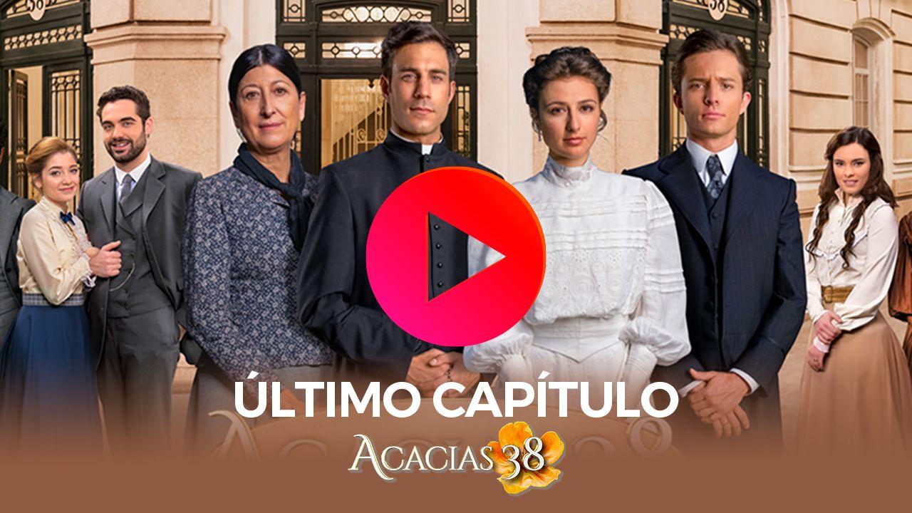 Último capítulo Acacias 38