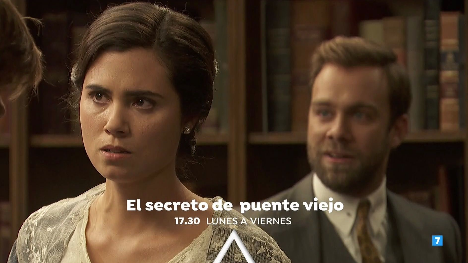 Así es la vuelta de María a 'El secreto de Puente Viejo'