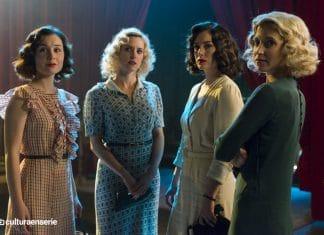 Las chicas del cable - Temporada 4 - Netflix