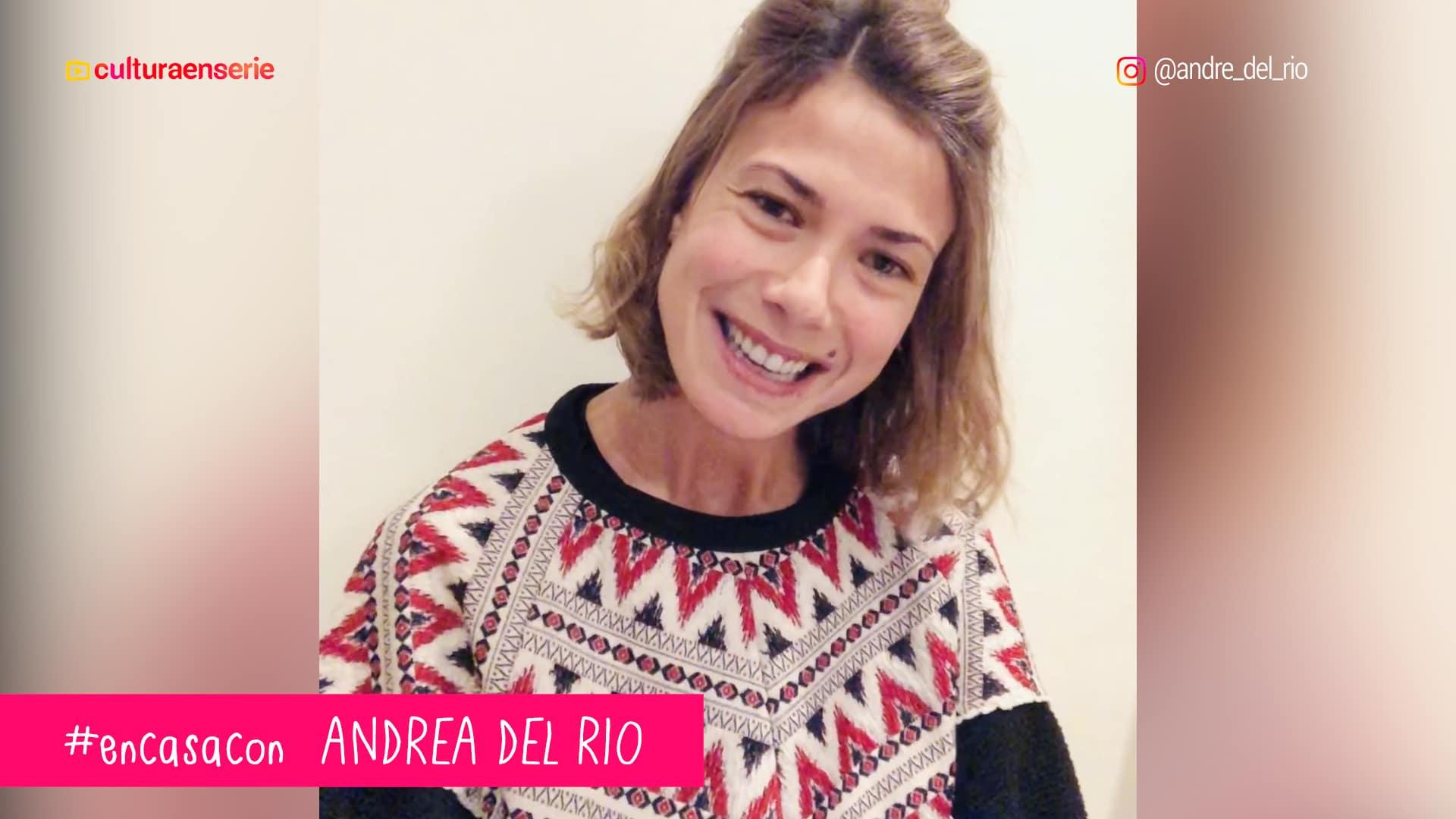 EnCasaCon Andrea del Rio