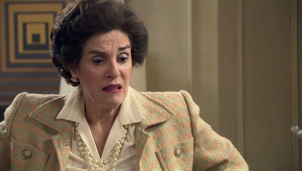 Personaje de Benigna (Anabel Alonso) en 'Amar es para siempre'
