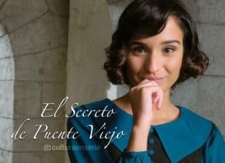 Sara Sanz El secreto de Puente Viejo