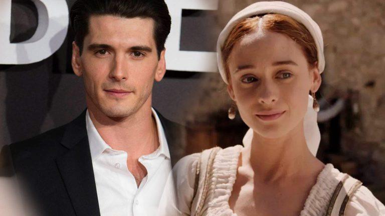 Yon González y Elena Rivera, nueva pareja en la ficción